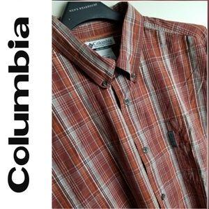 Columbia Button Down Shirt - Size XXL
